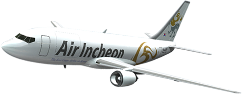 air incheon 화물기